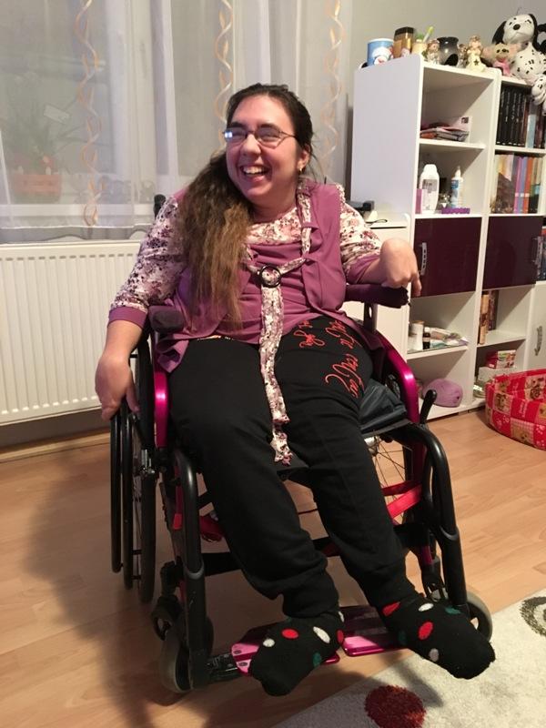 Čo je to ako datovania niekoho na invalidnom vozíku