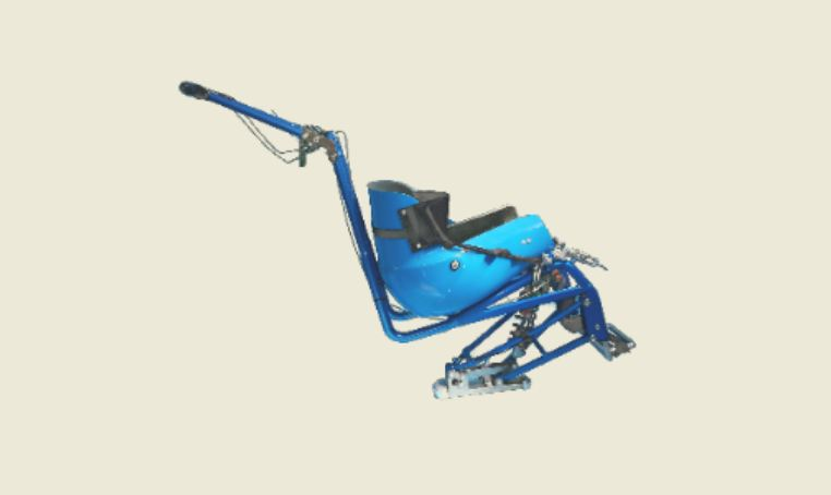 MONOSKI - profi lyža pre handicapovaných - SLovenský výrobca 25f75b70396